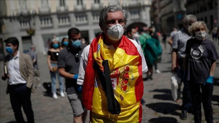 Saúl Contreras desde Menorca nos habla de la situación sanitaria en España