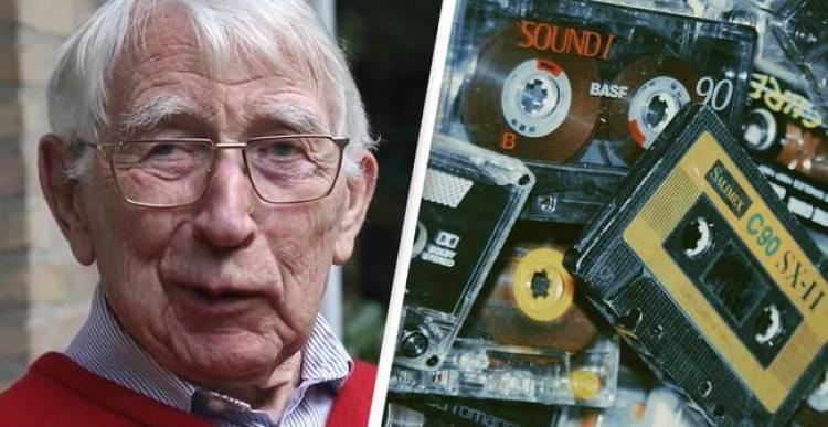 Lou Ottens, inventor de la cinta de cassette, muere a los 94 años