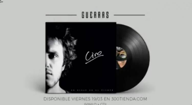 """Ciro y Los Persas lanzaron en vinilo y CD su disco """"Guerras (Un viaje en el tiempo)"""""""