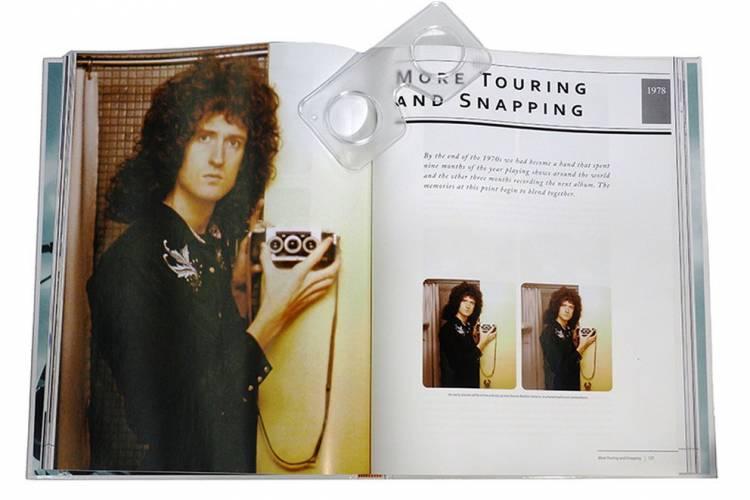Brian May compartió imágenes inéditas de Freddie Mercury