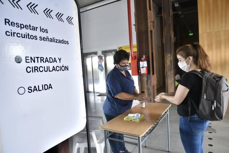 Liceo Municipal: protocolos adecuados para el inicio del ciclo lectivo