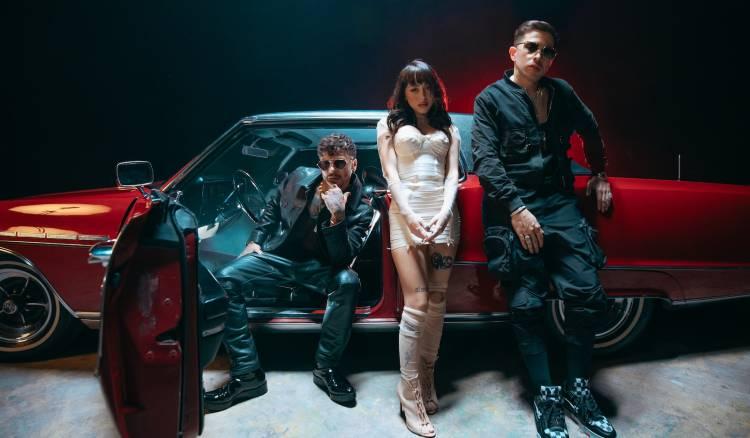 """Pedro Capó, Nicki Nicole y De la Ghetto exploran emociones intensas en su single y video  """"Tu Fanático Remix"""""""