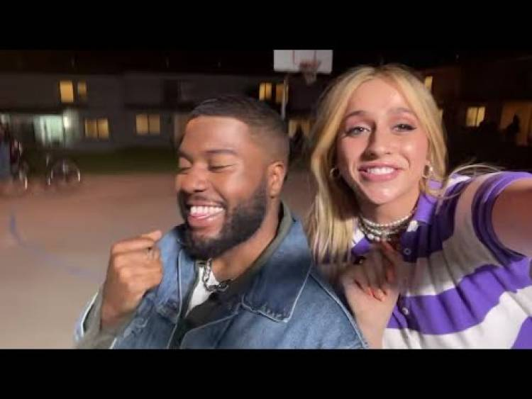 "Tate McRae x Khalid presenta su nuevo single y video ""working"""