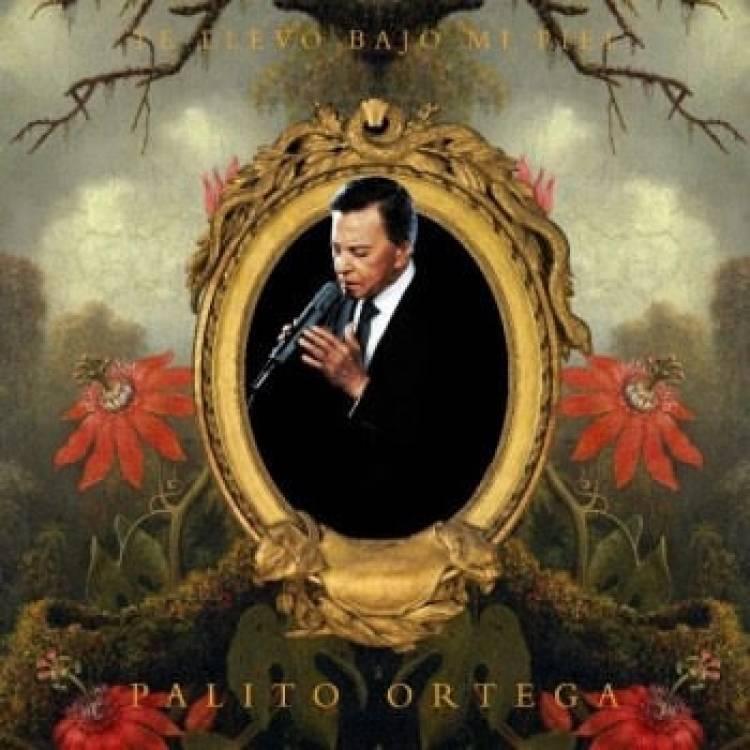"""Palito Ortega presenta su nuevo álbum """"Te llevo bajo mi piel"""""""