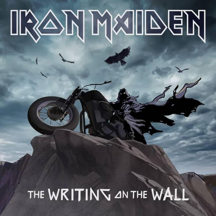 """Iron Maiden lanza """"The Writing On The Wall"""", su nuevo single, después de 6 años"""