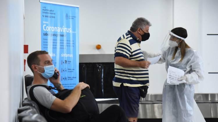 Coronavirus: Se detectó un segundo caso de un santafesino con la cepa Delta