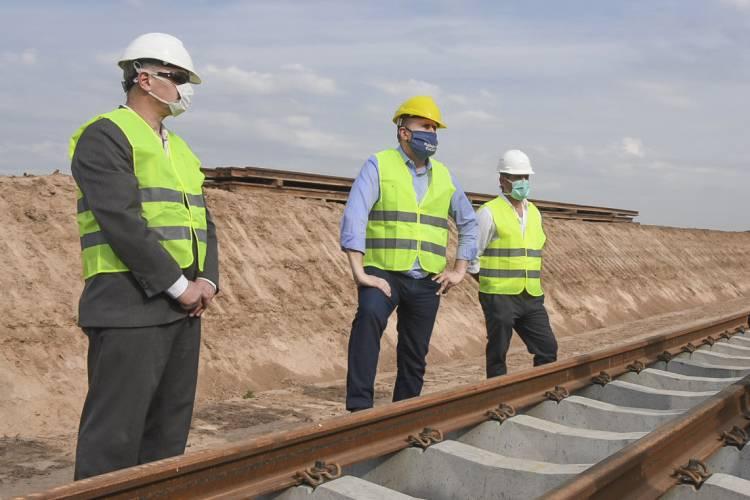 La Provincia celebró la decisión de Nación de adjudicar la obra del circunvalar ferroviario de Santa Fe
