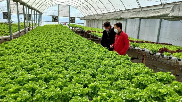 La provincia promueve el crecimiento del sector frutihortícola a partir del financiamiento