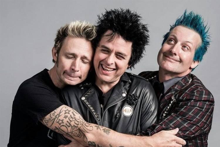 """Green Day comparte su versión en vivo de """"Rock And Roll All Nite"""" de Kiss"""