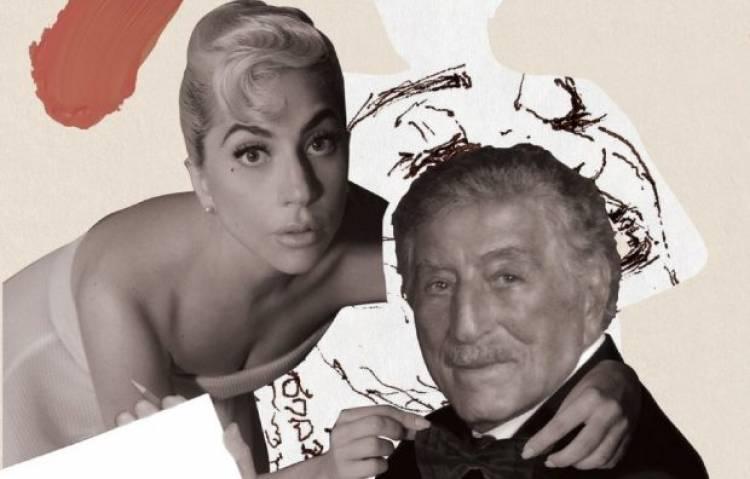 """Tony Bennett y Lady Gaga lanzan el single """"Love For Sale"""""""