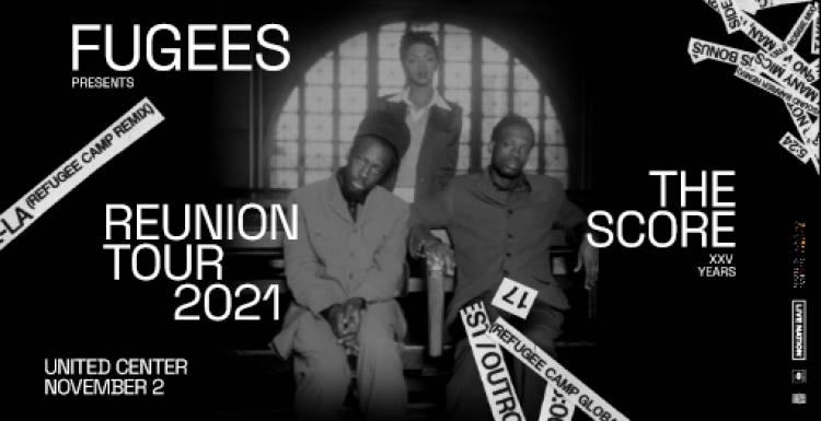 """Fugees anuncia gira mundial de reunión y celebra los 25 años de """"The Score"""""""