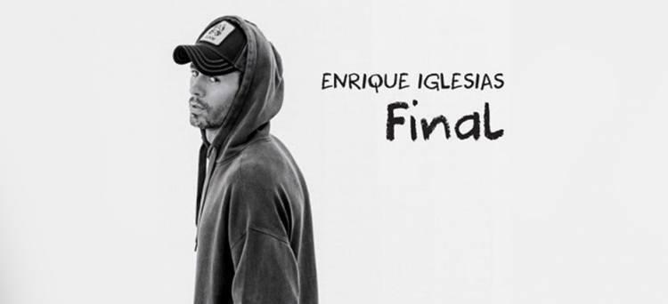 """Enrique Iglesias lanza """"Final Vol. I"""" su nuevo álbum"""