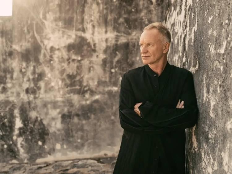 """Sting lanza """"Rushing Water"""", otro adelanto de su álbum """"The Bridge"""""""