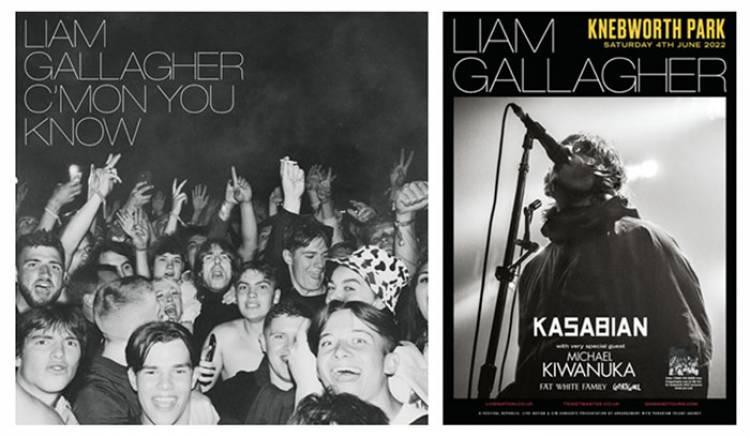 """Liam Gallagher anuncia nuevo álbum solista """"C'mon you know"""""""