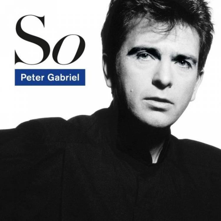 """Peter Gabriel lanzó su álbum """"So"""" el 19 de mayo de 1986"""